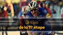 Tour de France : Le topo de la 11e étape