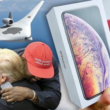 Is Apple Building an 'iPlane 1' For Trump? News - XS Winner-