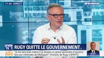 "EDITO - ""François de Rugy n'a pas d'amis"""