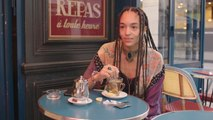 Indira Scott Takes Vogue Through Her Morning Routine—Crystals Included—Ahead of Her First Sacai Show