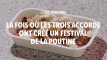 La fois où les Trois Accords ont créé un festival de la poutine - Les petites histoires URBANIA