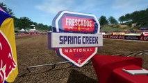 2019 Spring Creek National Track Map - POV