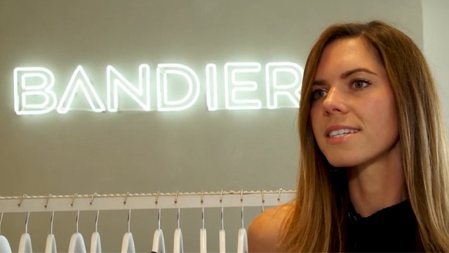 Bandier Opens First West Coast Brick and Mortar Outlet