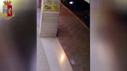 Manduria (TA) - 24 colpi di fucile contro casa di una coppia_ arrestato (15.07.19)
