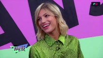 Stefi Roitman en MTV Fans en Vivo