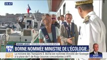 Elisabeth Borne remplace François de Rugy au ministère de l'Écologie