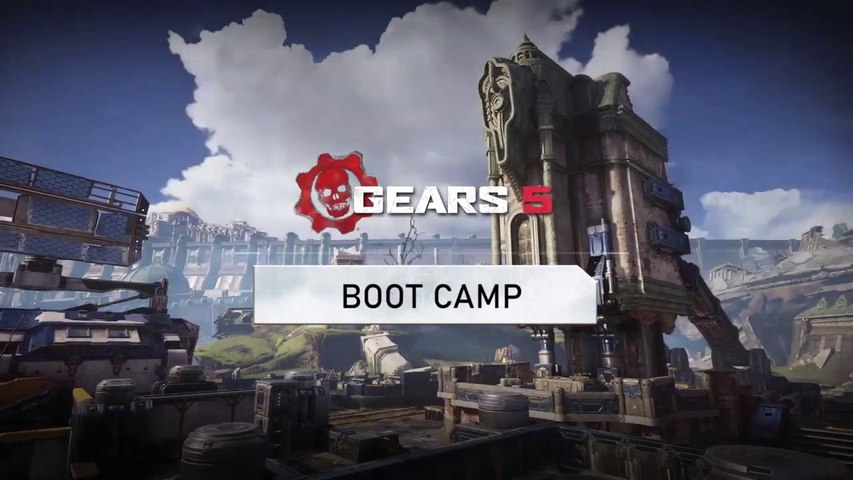 GEARS 5 Bootcamp New Gameplay Demo (2019) Xbox One PC