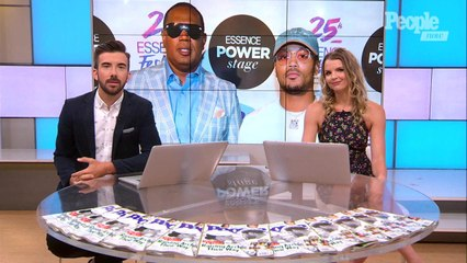 Romeo Miller Worries About Bringing Girls Around Master P: Does 'She Have a Crush on My Dad?'
