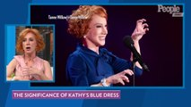 The Smithsonian Asked for Kathy Griffin's Blue Dress Worn in Controversial Photoshoot
