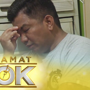 The plight of Anthony Dizon, who suffers from the growth of nasal polyps | Salamat Dok