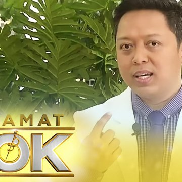 Dr. Louie Gutierrez talks about nasal polyps diagnosis | Salamat Dok