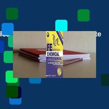 FE Chemical Review Manual Complete