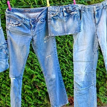 Why Is Denim Blue? History Behind the Color of Jeans