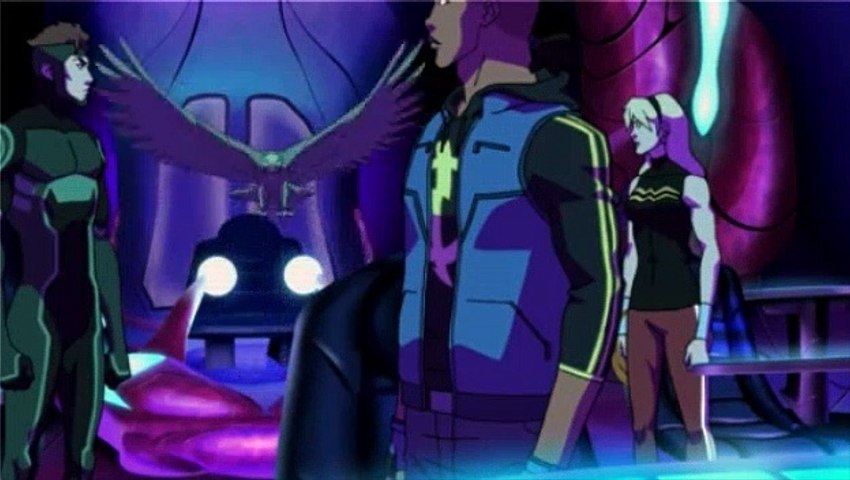 Young Justice S03E18 Early Warning