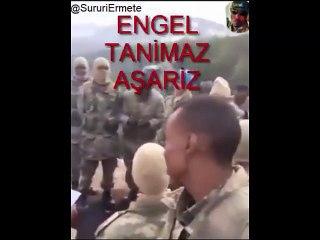 TSK'nın Eğittiği Somalili Askerler