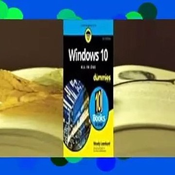 About For Books  Windows 10 All-In-One for Dummies  Review