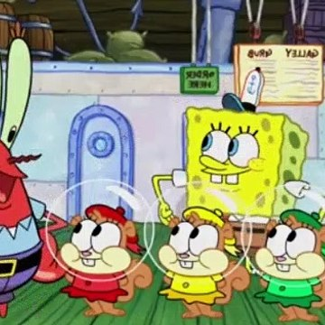 SpongeBob SquarePants S13E08A - Sandy's Nutty Nieces
