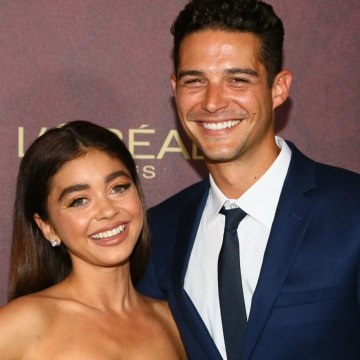 Sarah Hyland And Wells Adams Are Engaged
