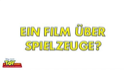A TOY STORY ALLES HÖRT AUF KEIN KOMMANDO Film - Spielzeug