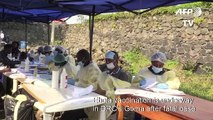 WHO holds vaccination campaign in Goma after Ebola patient death