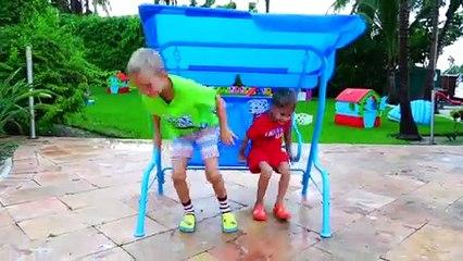 Ice Cream Song - Nursery Rhymes & Songs for kids - Vlad and Nikita