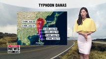 Monsoon rain down south, isolated rain in inland regions 071719