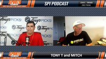 NFL Picks Dallas Cowboys Betting Preview Sports Pick Info with Tony T and Mitch 7/17/2019