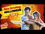 5Plus Online   Hậu Trường Halloween (Phần 5)   Phim Hài Mới Nhất 2017
