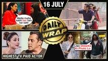 Media Welcomes Kangana, Salman's SPECIAL Gift For Katrina, Kareena Highest Paid   Top 10 News