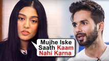 Amrita Rao REJECTS Shahid Kapoor | Wants To Romance Ishaan Khatter | Ishq Vishk 2