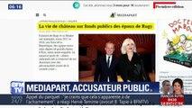 Démission de Rugy: Mediapart, accusateur public
