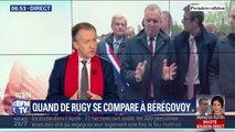 """ÉDITO - """"François de Rugy a tort de se comparer à Pierre Bérégovoy"""""""