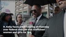 R. Kelly Faces Bail Hearing