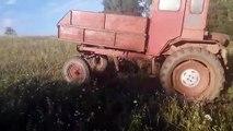 Fail : ce tracteur n'a pas réussi à tracter ce 4x4