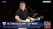 """Johnny Clegg, surnommé le """"zoulou blanc"""", est mort à l'âge de 66 ans"""