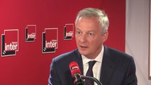 """Bruno Le Maire, ministre de l'Économie et des Finances à propos de l'impôt minimum mondial : """"Nous n'arriverons pas à convaincre tout le monde. cette décision fiscale doit être prise à la majorité, non pas à l'unanimité"""""""