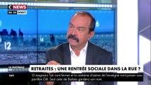 Philippe Martinez : «C'est toujours beau ce que dit Emmanuel Macron, en réalité, c'est moins bien»
