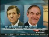 Dennis Kucinich picks Ron Paul for 2008