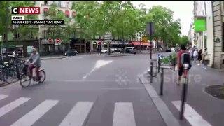 Agression d'un homme aveugle et de son accompagnateur à Paris : Le conducteur condamné à des amendes et à une suspension de permis