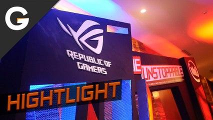 ROG BeUnstoppable 2019 Hightlight by Gamebrott