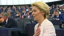 Ursula von der Leyen attendue au tournant par les eurodéputés