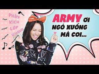 Diệu Nhi Cover Fake Love (BTS), ARMY Nghe Xong Quên Luôn Bản Gốc