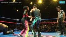 Malaysia's 'Phoenix': hijab-wearing wrestler breaking barriers