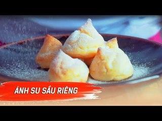 Đi Và Ăn Cùng Ben Vado   Bánh Su Sầu Riêng Ăn Là Ghiền