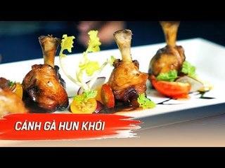 Đi Và Ăn Cùng Ben Vado | Cánh Gà Hun Khói Ngon Nhức Nhói