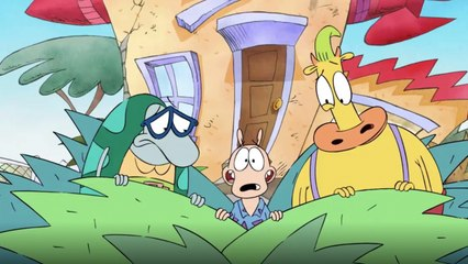 """Rocko's Modern Life"": Nickelodeon shares Movie Teaser!"