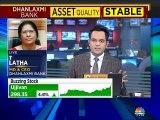 T Latha of Dhanlaxmi Bank on Q1FY20 numbers