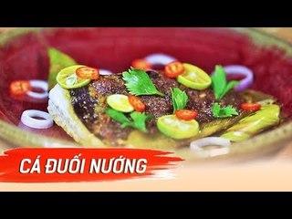 Đi Và Ăn Cùng Ben VaDo | Cách làm Cá Đuối Nướng Singapore