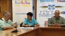 Πανελλήνιο πρωτάθλημα ορεινής ποδηλασίας στη Λιβαδειά: Συνέντευξη Τύπου