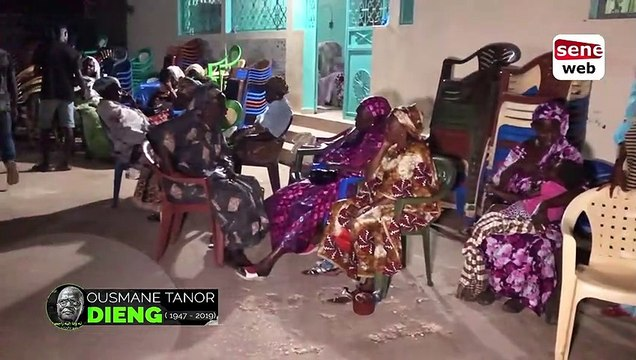 Décès d'Ousmane Tanor Dieng Nguéniène rend un vibrant hommage à son fils